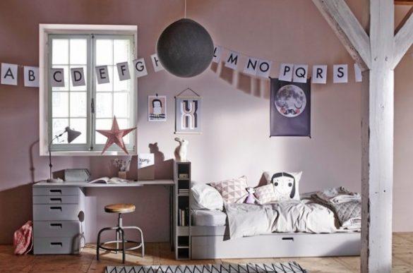 vtwonen Junior Store Bureau en Bed
